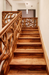 Exklusive Treppe