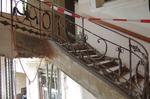 Historisches Geländer Bestand
