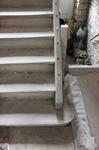 Bestand historisches Treppenhaus