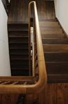 Rekonstruiertes Treppengeländer