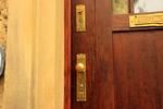 Sicherheitstechnik am Beispiel einer historischen Tür